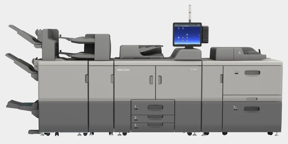 Ricoh Commercial printer